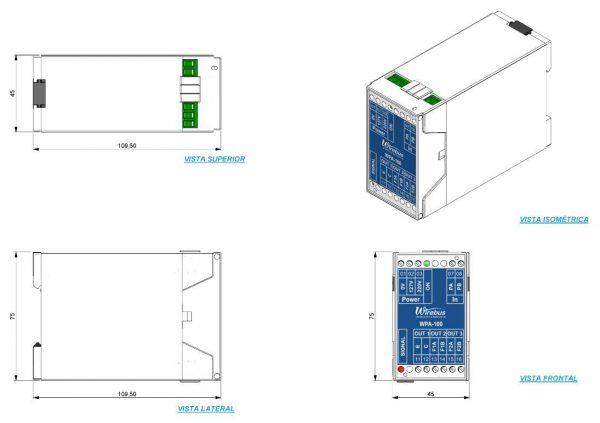 Amplificador-Sensor-PickUp-WPA-100-4