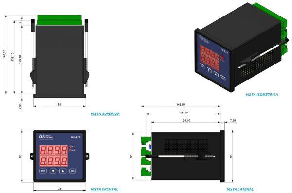 Indicador-Universal-Multipontos-Modbus-WUI-211-4
