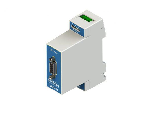 Terminador-Ativo-ProfibusDP-WDT-103-3