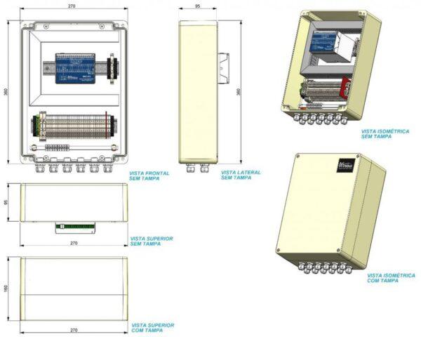 Conversor-Somador-Nivel-WAC-910-4