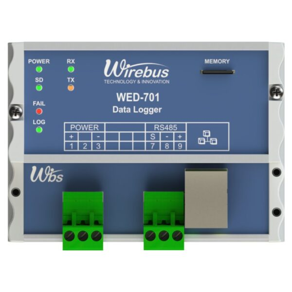 Data-Logger-Modbus-WED-701-2