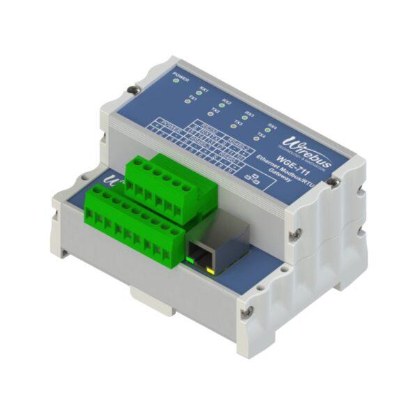 Gateway-Ethernet-Modbus-WGE-711-3