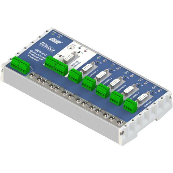 Hub-Repetidor-Profibus-WDH-813-3