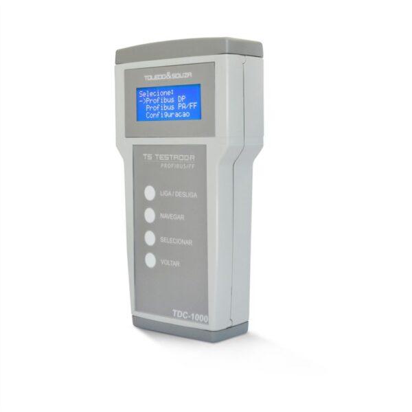 Testador-Profibus-DP-PA-Fieldbus-TDC-1000-2
