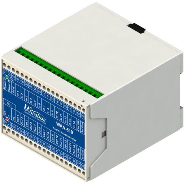Anunciador-Alarmes-ISA-4A-WAA-510-3