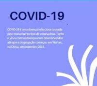 Botão Covid 19