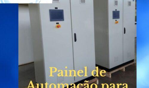 Painel de Automação para Turbo Geradores
