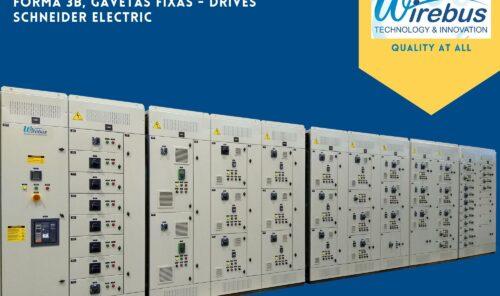 CCM -Centro de Controle de Motores Schneider Electric