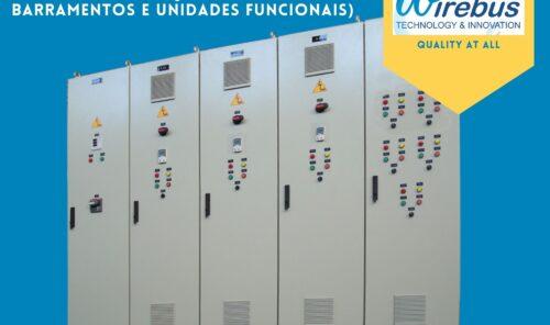 Centro de Controle de Motores 2A- CCM Wirebus