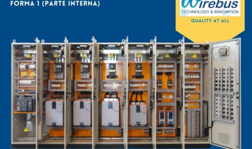 CCM parte Interna- Centro de Comando de Motores Forma 1