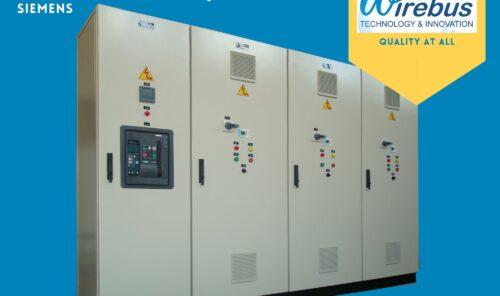 CCM Siemens, Centro de Comando de Motores forma 2A - Wirebus